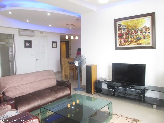 Apartment for rent in Ciputra, Hanoi 9