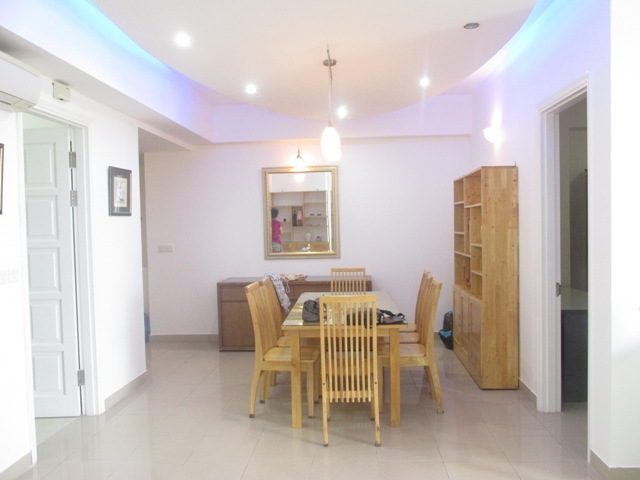 Apartment for rent in Ciputra, Hanoi