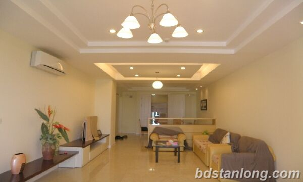Apartment for rent in Ciputra, Tay Ho district, Ha Noi.