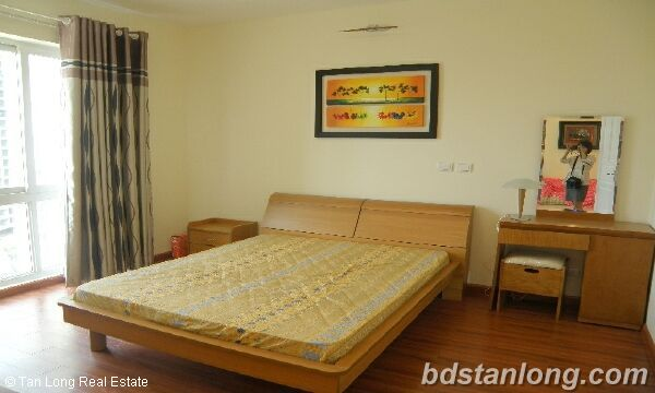 Apartment for rent in Ciputra, Tay Ho district, Ha Noi. 5