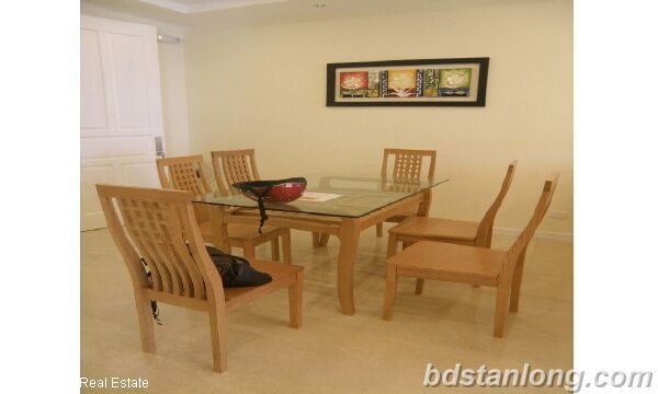 Apartment for rent in Ciputra, Tay Ho district, Ha Noi. 6