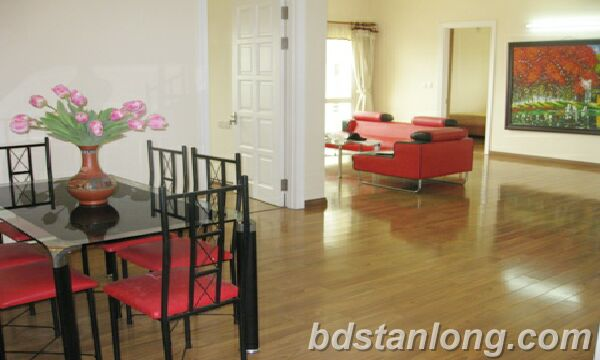 Apartment for rent in Ciputra Tay Ho Hanoi, E4 building