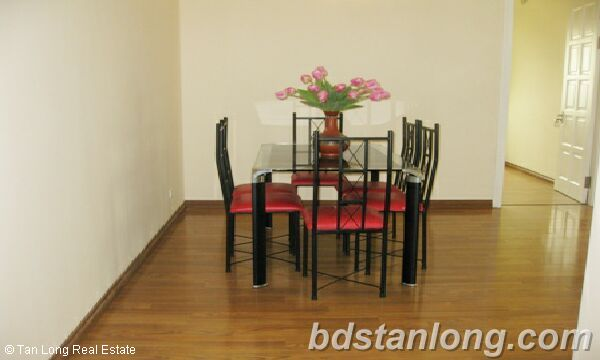 Apartment for rent in Ciputra Tay Ho Hanoi, E4 building 2