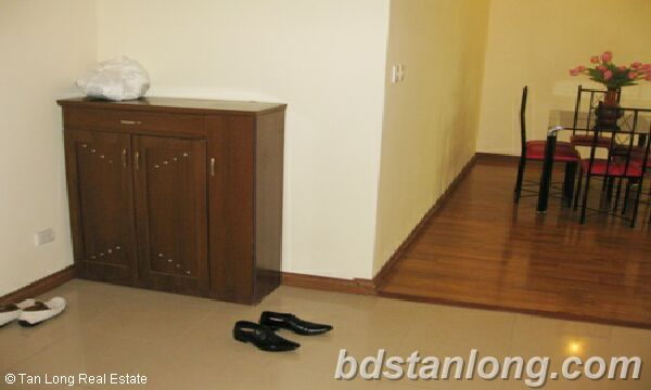 Apartment for rent in Ciputra Tay Ho Hanoi, E4 building 3