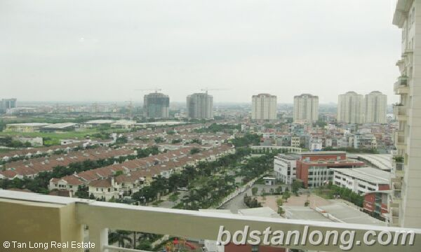 Apartment for rent in Ciputra Tay Ho Hanoi, E4 building 5