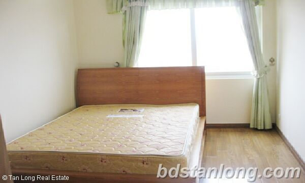 Apartment for rent in Ciputra Tay Ho Hanoi, E4 building 8