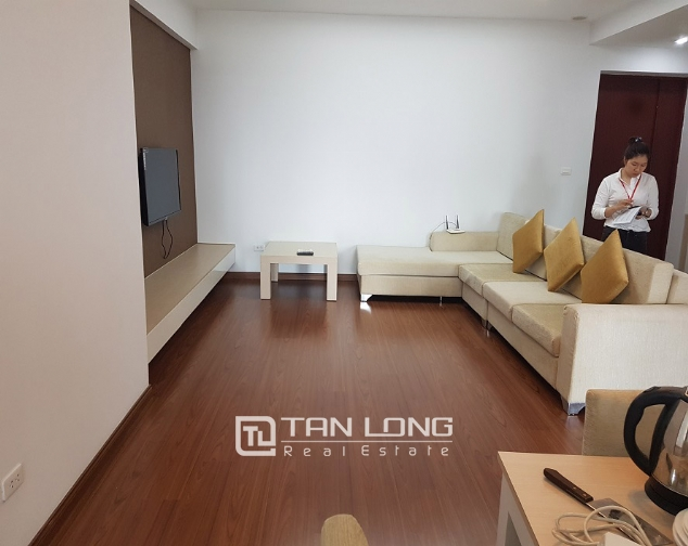 Apartment for rent in Duong Dinh Nghe street, Yen Hoa ward, Cau Giay district, Hanoi 1