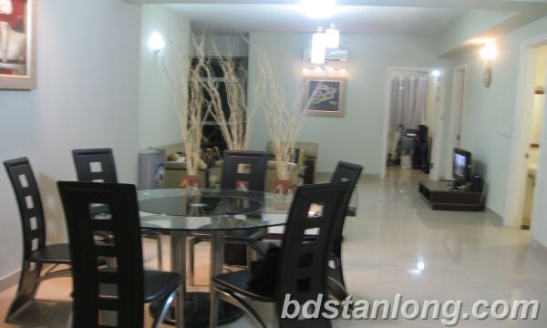 Apartment for rent in E1 Ciputra Hanoi