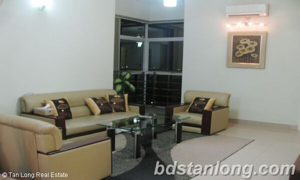 Apartment for rent in E1 Ciputra Hanoi 1