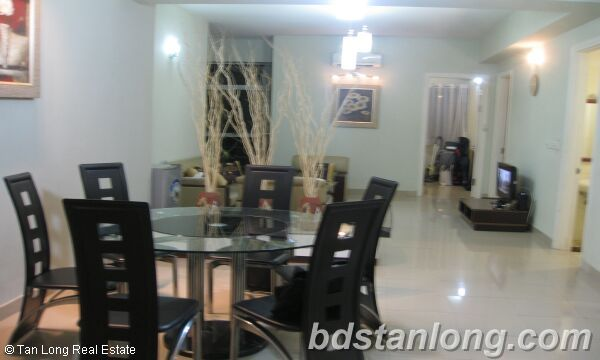 Apartment for rent in E1 Ciputra Hanoi 2
