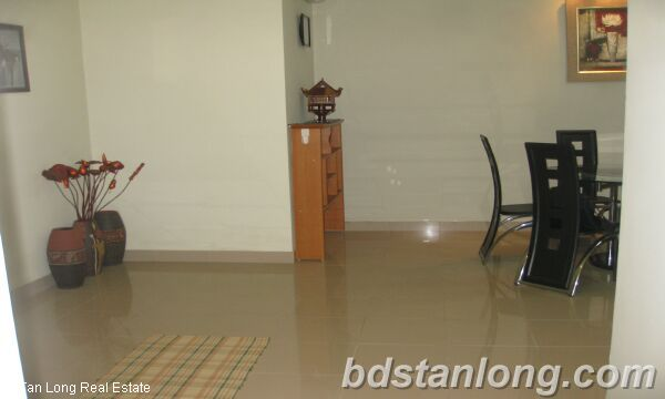 Apartment for rent in E1 Ciputra Hanoi 3