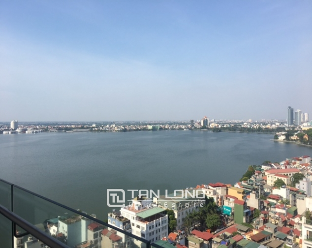 Apartment for rent in Golden Westlake, Thuy Khue street, Tay Ho district, Hanoi 2