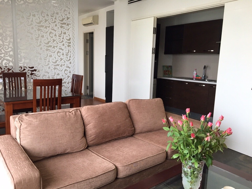 Apartment for rent in Golden Westlake, Thuy Khue street, Tay Ho district, Hanoi