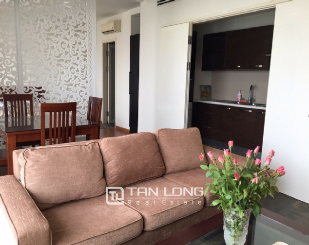 Apartment for rent in Golden Westlake, Thuy Khue street, Tay Ho district, Hanoi 1