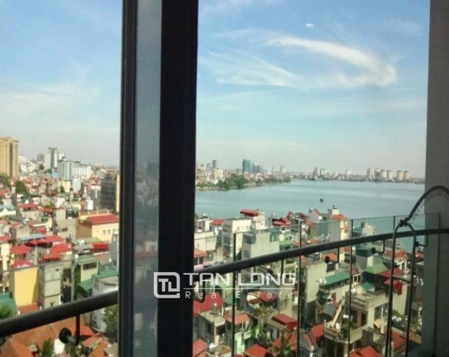 Apartment for rent in Golden Westlake, Thuy Khue street, Tay Ho district, Hanoi 9
