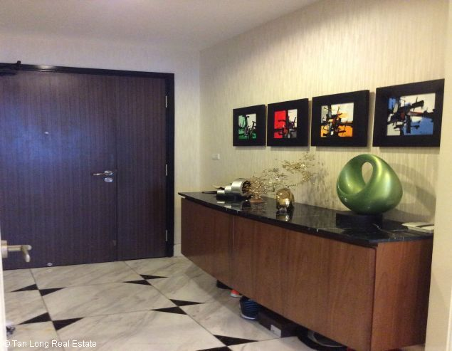 Apartment for rent in Golden Westlake, Thuy Khue, Tay Ho district, Hanoi. 6
