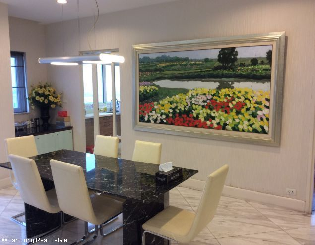Apartment for rent in Golden Westlake, Thuy Khue, Tay Ho district, Hanoi. 10