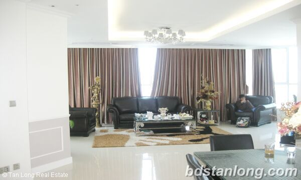 Apartment for rent in Keangnam Tower 1