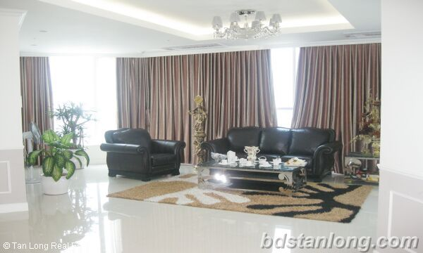 Apartment for rent in Keangnam Tower 2
