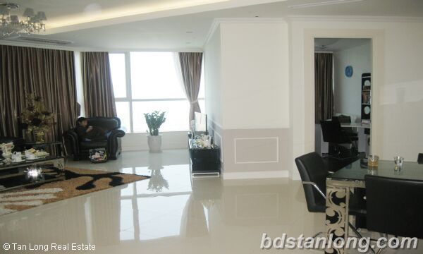 Apartment for rent in Keangnam Tower 4