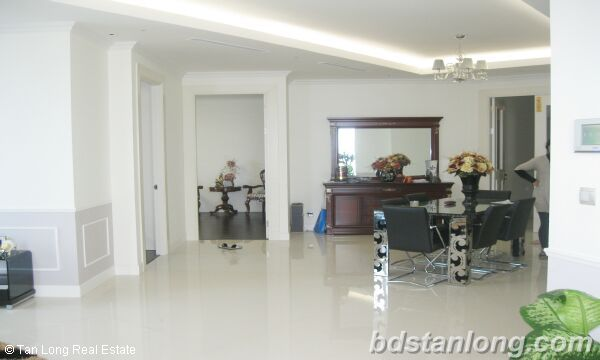 Apartment for rent in Keangnam Tower 5