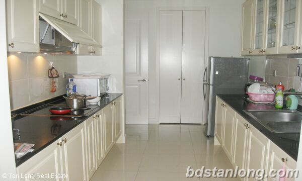 Apartment for rent in Keangnam Tower 6