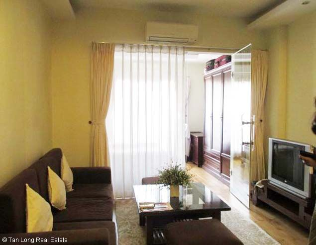 Apartment for rent in Nam Ngu street, Hoan Kiem District, Hanoi 1