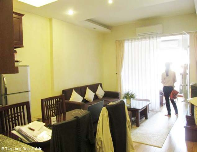 Apartment for rent in Nam Ngu street, Hoan Kiem District, Hanoi 2