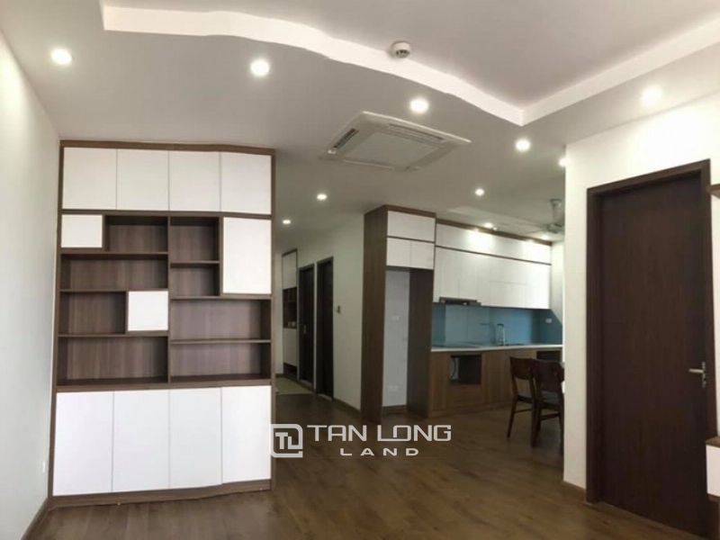 Apartment for rent in Ngoai Giao Doan, N01T2 building 3 bedrooms dt 110m2 1
