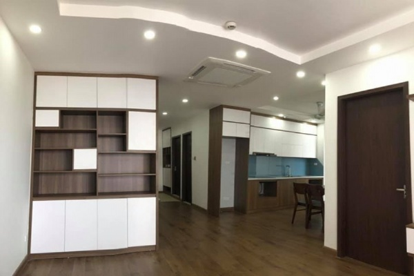 Apartment for rent in Ngoai Giao Doan, N01T2 building 3 bedrooms dt 110m2