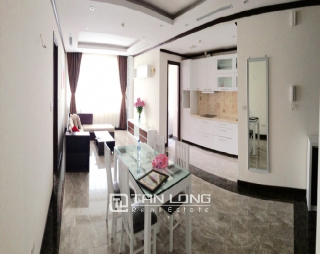Apartment for rent in Platinum Residences on Nguyen Cong Hoan street, Ba Dinh district! 5