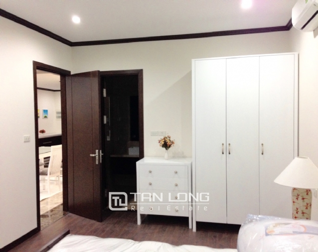 Apartment for rent in Platinum Residences on Nguyen Cong Hoan street, Ba Dinh district! 7
