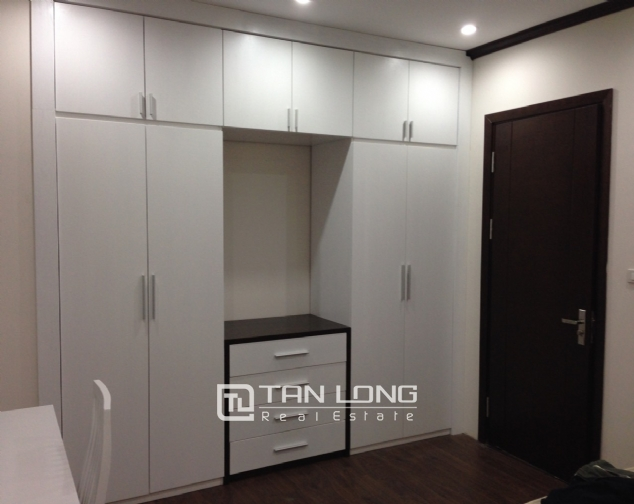 Apartment for rent in Platinum Residences on Nguyen Cong Hoan street, Ba Dinh district! 8