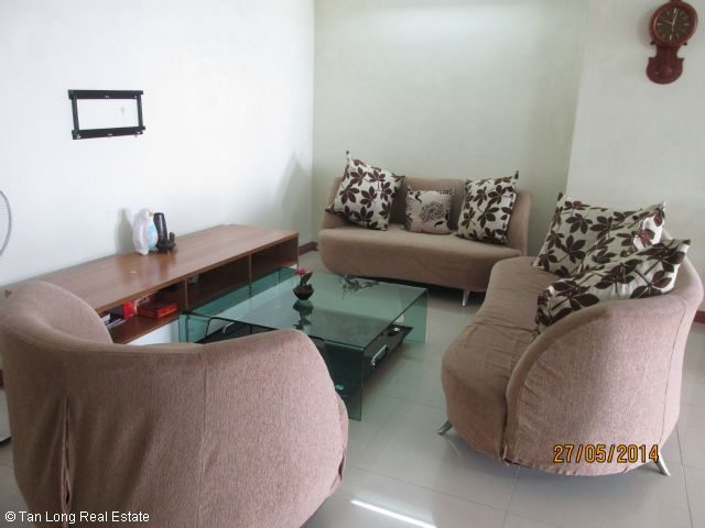 Apartment for rent in Vuon Dao, Tay Ho district, Ha Noi. 1