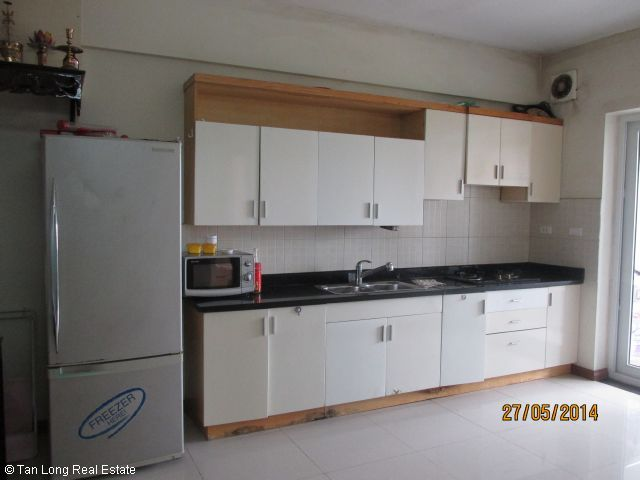 Apartment for rent in Vuon Dao, Tay Ho district, Ha Noi. 5