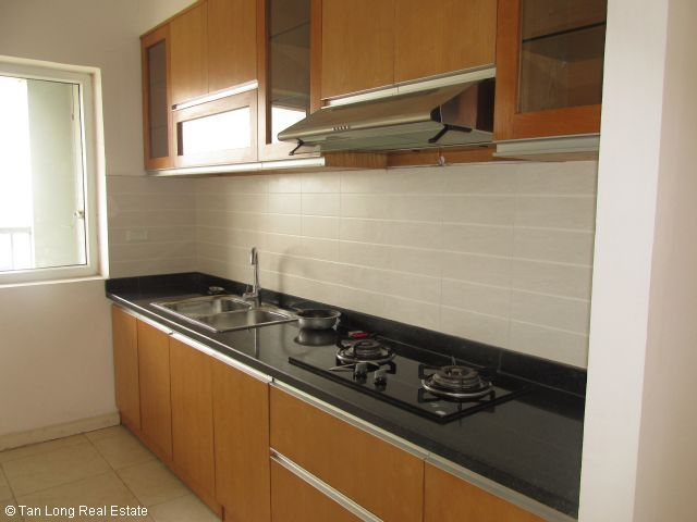 Apartment for rent in Vuon Dao, Tay Ho district, Ha Noi. 6