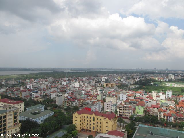 Apartment for rent in Vuon Dao, Tay Ho district, Ha Noi. 4