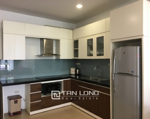 Apartment for rent on To Ngoc Van street, Tay Ho district! 2