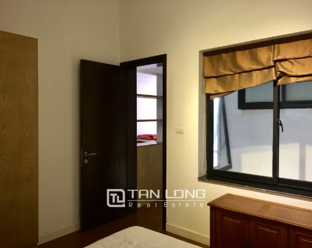 Apartment for rent on To Ngoc Van street, Tay Ho district! 4