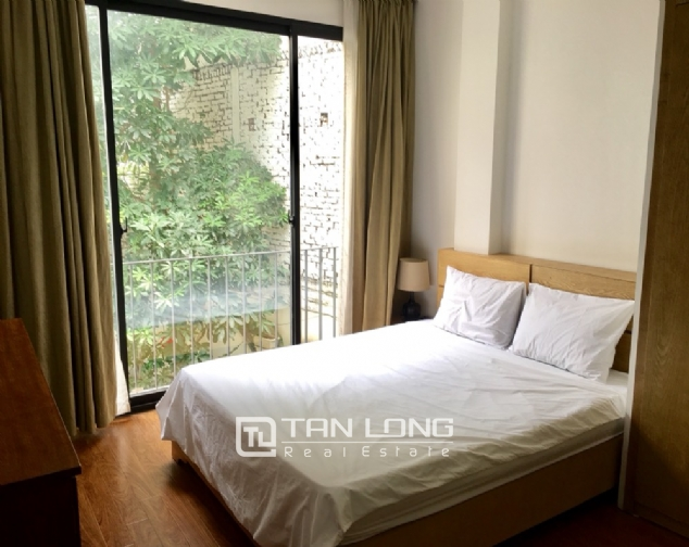 Apartment for rent on To Ngoc Van street, Tay Ho district! 6