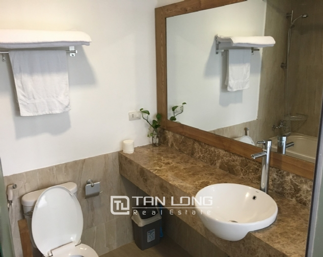 Apartment for rent on To Ngoc Van street, Tay Ho district! 8