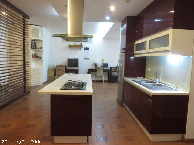 Apartment for sale in E4 - Ciputra, Tay Ho district, Hanoi 3