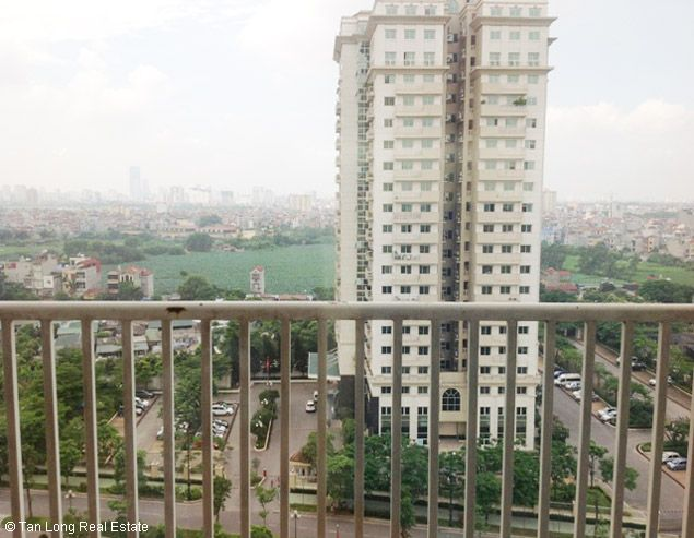 Apartment for sale in P2 zone Ciputra, Tay Ho District, Hanoi. 1