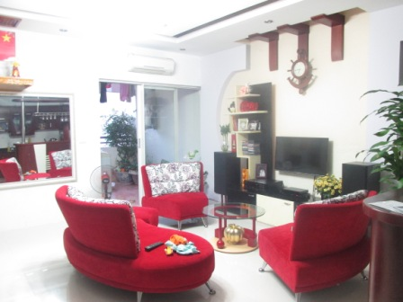 Apartment for sales in C6 apartment building, My DInh I, Hanoi