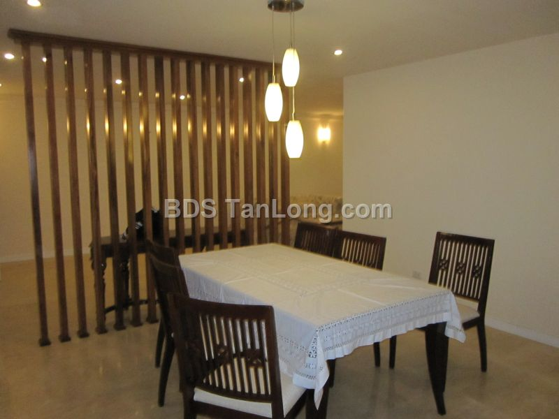 Apartment in Ciputra, Tay Ho, Ha Noi for rent