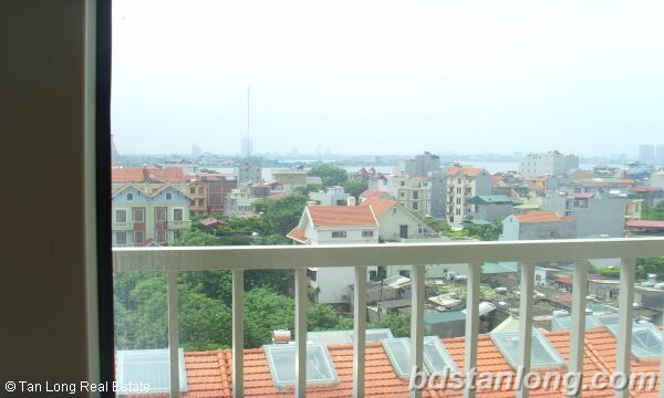 Apartment in Hancom Building, Lac Long Quan for rent. 1