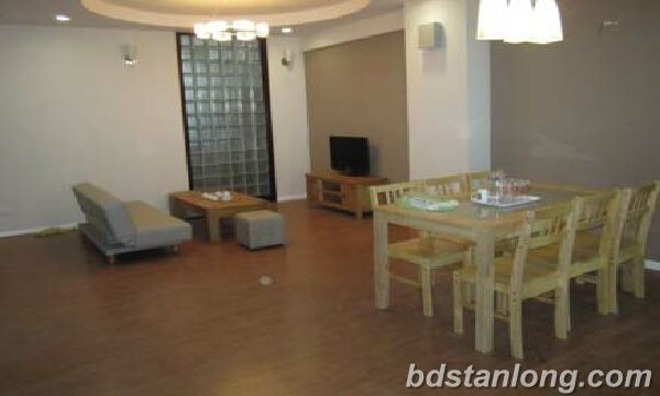 Apartment in Vuon Dao, Tay Ho for rent.