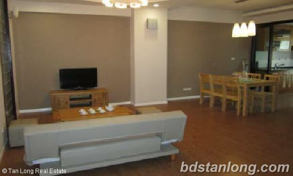 Apartment in Vuon Dao, Tay Ho for rent. 1