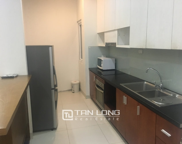 Apartment suitable for single peoplein in Dang Thai Mai street, Tay Ho district, Hanoi for rent 7