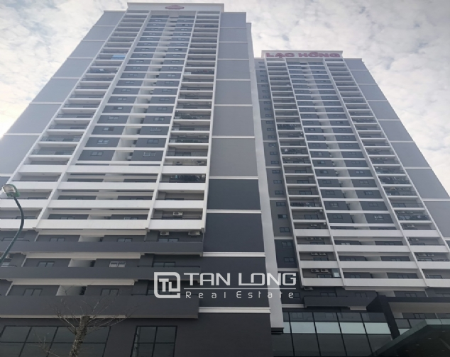 Apartment with 2 bedrooms in Lac Hong Building! 1